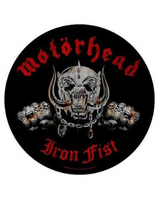 Motorhead Patch 12